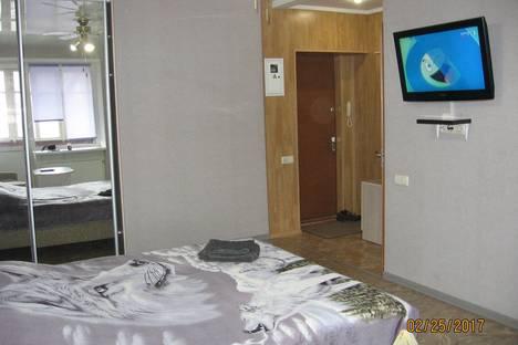 Сдается 1-комнатная квартира посуточно в Черкассах, Черкасская область,улица Благовестная, 156/58.