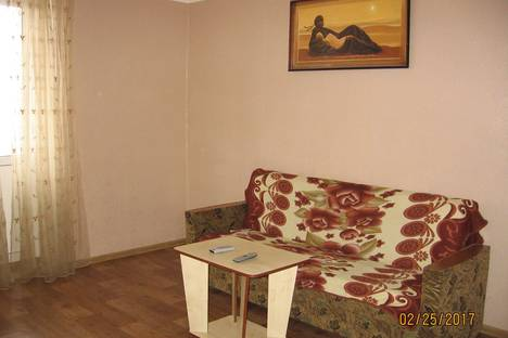 Сдается 1-комнатная квартира посуточно в Черкассах, Черкасская область,улица Гоголя 221.