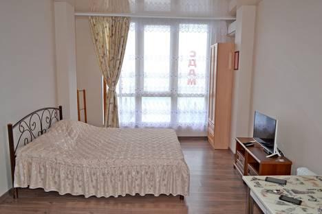 Сдается 1-комнатная квартира посуточно в Гаспре, улица Маратовская 3.