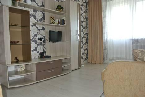 Сдается 1-комнатная квартира посуточнов Ростове-на-Дону, улица Ерёменко, 58 корпус 9.