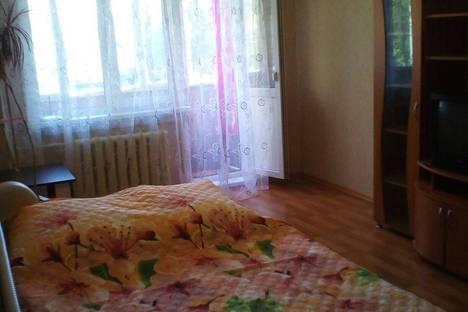 Сдается 1-комнатная квартира посуточнов Бердске, улица микрорайон, 24.