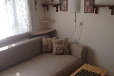 Сдается 1-комнатная квартира посуточнов Екатеринбурге, улица Степана Разина,51.