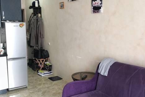 Сдается 1-комнатная квартира посуточно в Сочи, ул. Санаторная, 50а.