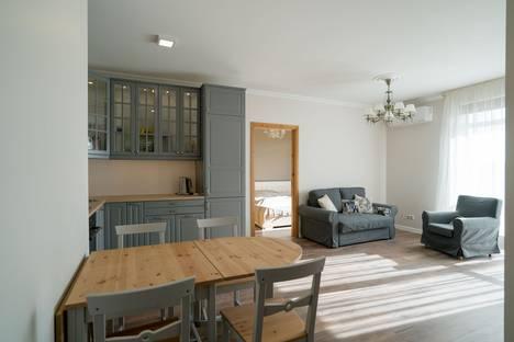 Сдается 3-комнатная квартира посуточнов Юрмале, Latvija,110 Turaidas iela.