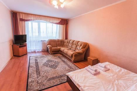 Сдается 1-комнатная квартира посуточно в Тюмени, улица Шиллера, 46/3.