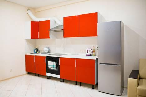 Сдается 2-комнатная квартира посуточно в Красногорске, ул. Садовая, 20.