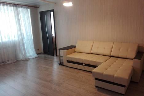 Сдается 2-комнатная квартира посуточнов Томске, улица Дзержинского, 57.