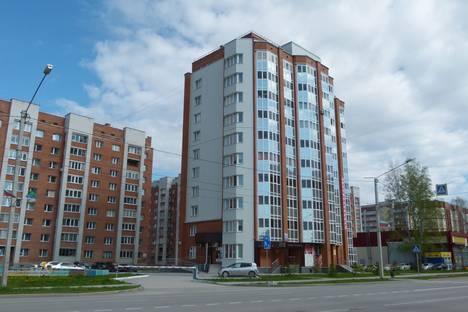 Сдается 1-комнатная квартира посуточнов Бердске, улица Красная Сибирь 136/1.
