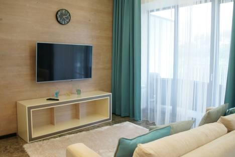 Сдается 3-комнатная квартира посуточнов Сочи, Курортный проспект, 105.