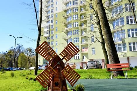 Сдается 1-комнатная квартира посуточно в Калининграде, Фортовая дорога 11.