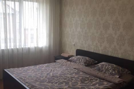 Сдается 1-комнатная квартира посуточно во Владикавказе, ул. Алибека Кантемирова, 6.