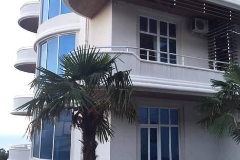Сдается 1-комнатная квартира посуточнов Береговом, Севастопольское шоссе, 52х.