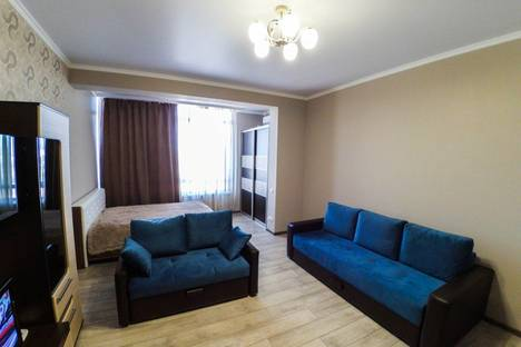 Сдается 1-комнатная квартира посуточно в Анапе, ул. Шевченко 65.