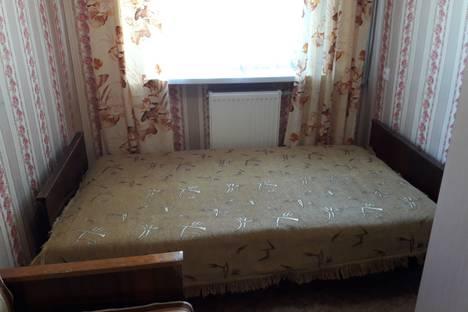 Сдается 1-комнатная квартира посуточно в Евпатории, Московская 21.