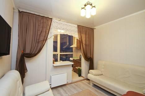 Сдается 1-комнатная квартира посуточно в Сургуте, Тюменский тракт 6/1.
