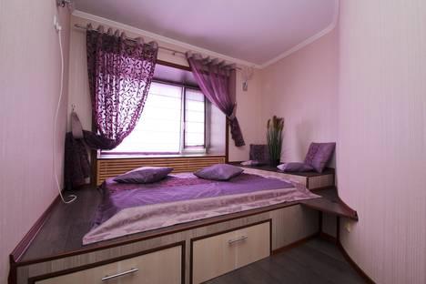 Сдается 1-комнатная квартира посуточно в Сургуте, Проспект Пролетарский 11.