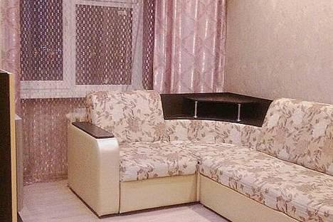 Сдается 1-комнатная квартира посуточно в Якутске, ул. Дзержинского, 59.