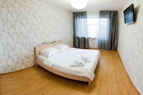 Сдается 2-комнатная квартира посуточнов Тюмени, улица Пермякова, 67.