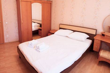 Сдается 2-комнатная квартира посуточнов Тюмени, улица Пермякова, 86.