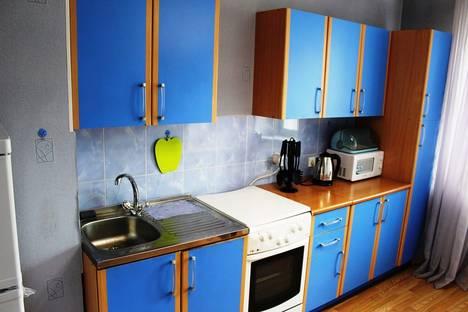 Сдается 1-комнатная квартира посуточно в Иркутске, улица Лермонтова, 140.