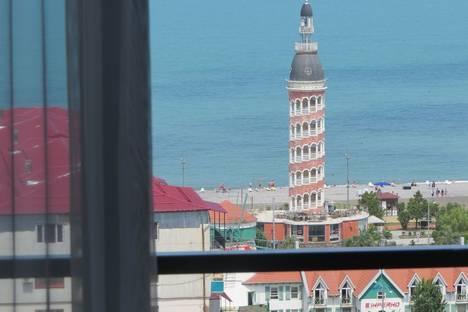 Сдается 2-комнатная квартира посуточнов Кобулети, Batumi, 18 Pirosmani Street.