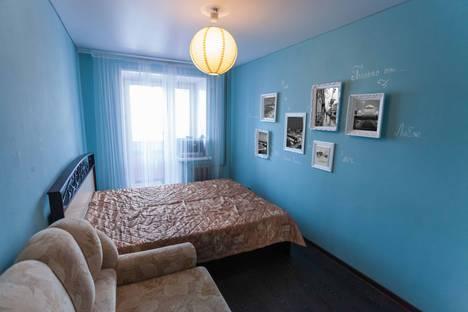 Сдается 3-комнатная квартира посуточно в Тюмени, улица 50 Лет Октября, 70.