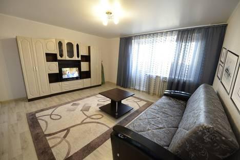 Сдается 3-комнатная квартира посуточно в Тюмени, Промышленная улица 16а.