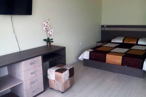 Сдается 1-комнатная квартира посуточнов Витязеве, улица Верхняя дорога 151.