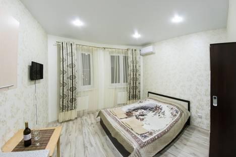 Сдается 1-комнатная квартира посуточно в Краснодаре, улица Лузана, 4.