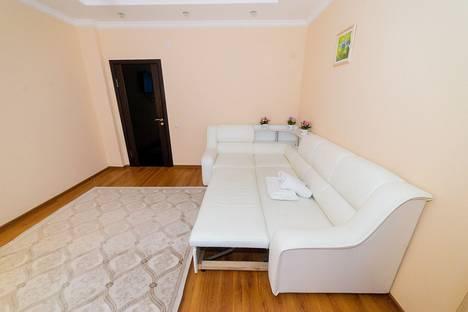 Сдается 1-комнатная квартира посуточно в Алматы, улица Розыбакиева, Розыбакиева 266.