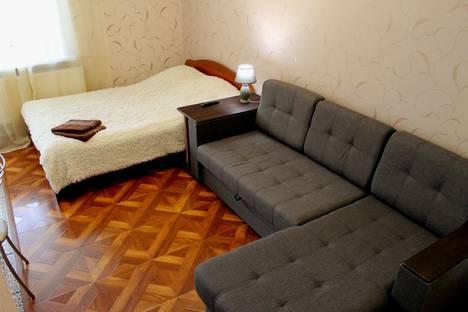 Сдается 1-комнатная квартира посуточно в Сыктывкаре, улица Пушкина 63.
