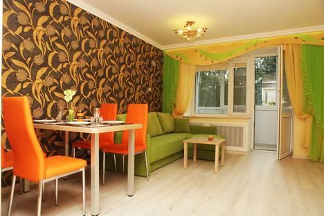 Сдается 2-комнатная квартира посуточнов Черняховске, улица Советская дом 31.