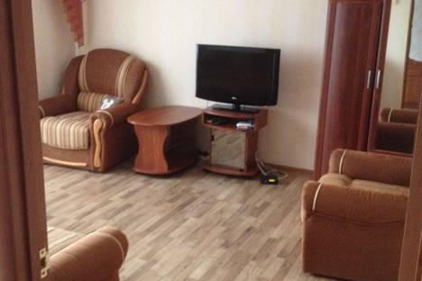 Сдается 1-комнатная квартира посуточно в Симферополе, 2а улица Крымских партизан.