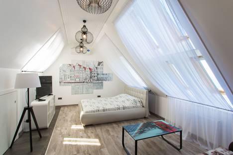 Сдается 1-комнатная квартира посуточно в Светлогорске, улица Динамо 1а.