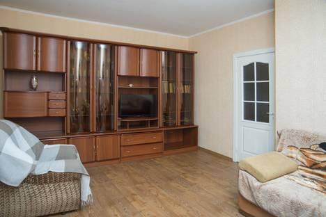 Сдается 2-комнатная квартира посуточнов Омске, улица Герцена 232/1.