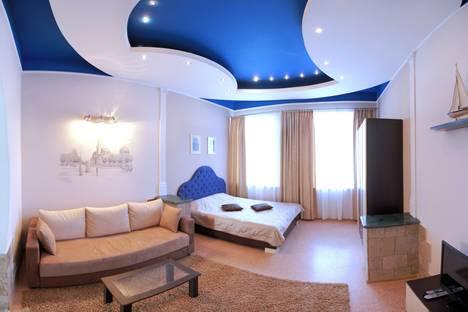 Сдается 1-комнатная квартира посуточно в Николаеве, Набережная улица, 1.