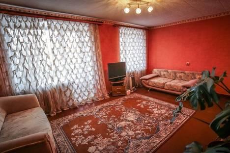 Сдается 1-комнатная квартира посуточно в Комсомольске-на-Амуре, Интернациональный проспект, 2к2.