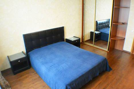 Сдается 3-комнатная квартира посуточно в Адлере, улица Просвещения, 84.