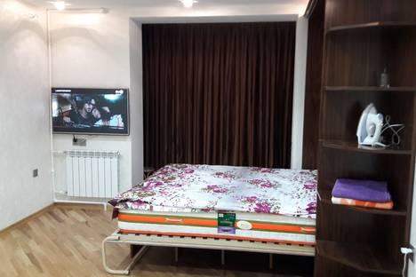 Сдается 1-комнатная квартира посуточнов Баку, Huseyn Javid Avenue, 535.
