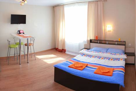 Сдается 1-комнатная квартира посуточно в Иванове, улица Постышева, 65.