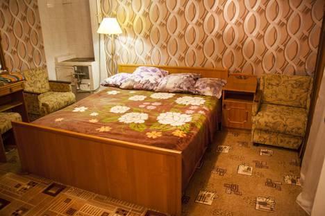 Сдается 1-комнатная квартира посуточно в Кисловодске, переулок Яновского 11.