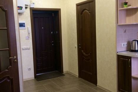 Сдается 1-комнатная квартира посуточно, Пятигорская 24/1.