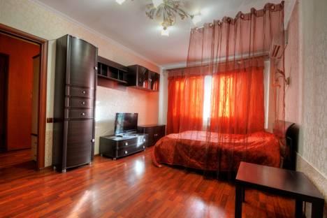 Сдается 1-комнатная квартира посуточнов Пушкино, Авангардная, 9к2.