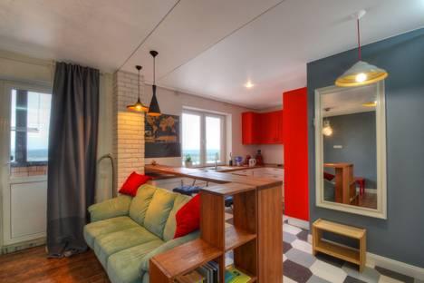 Сдается 1-комнатная квартира посуточнов Красногорске, Молодежная улица 2.