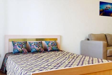 Сдается 1-комнатная квартира посуточнов Тюмени, улица 50 лет ВЛКСМ 13/1.