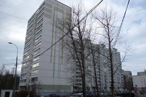 Сдается 1-комнатная квартира посуточнов Зеленограде, проспект Генерала Алексеева 247.
