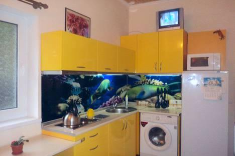 Сдается 1-комнатная квартира посуточно в Алупке, Крым,28 улица Калинина.
