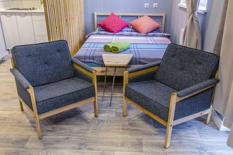 Сдается 1-комнатная квартира посуточно в Петрозаводске, набережная Варкауса д.37.