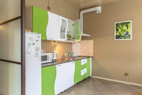 Сдается 1-комнатная квартира посуточно в Петрозаводске, Промышленная улица, 10.