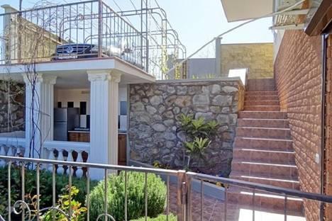 Сдается 1-комнатная квартира посуточно в Кацивели, Крым,ул. Лименская дом 2 ном. 101.